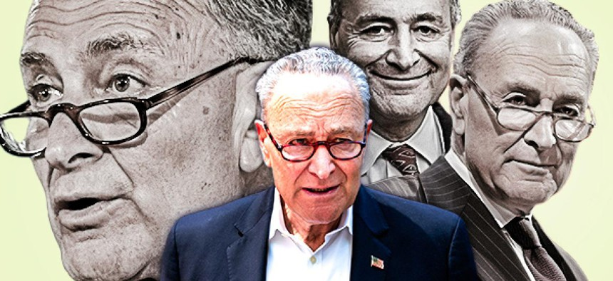 Who is Chuck Schumer?
