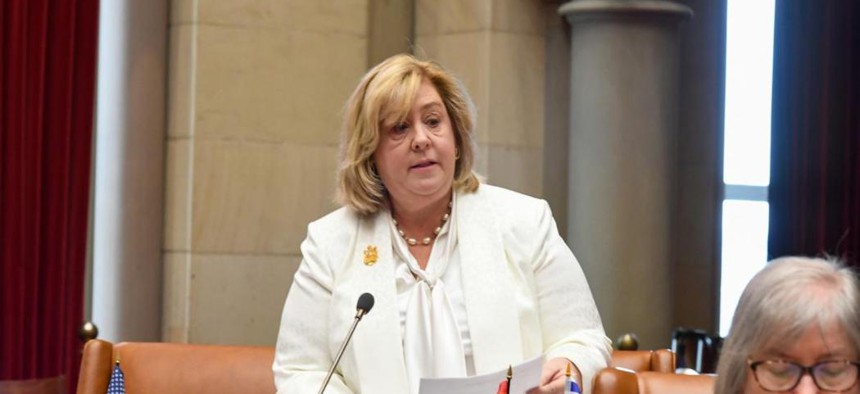 Assembly Member Rebecca Seawright
