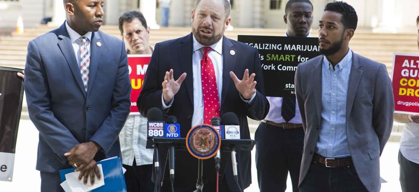 Rory Lancman New York City Council