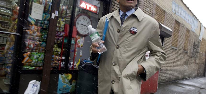 Former New York City Councilman Robert Jackson is running for state Senate.