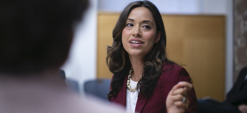 City Council Member Carlina Rivera is a City Council Speaker hopeful and new to City & State's Power 100.