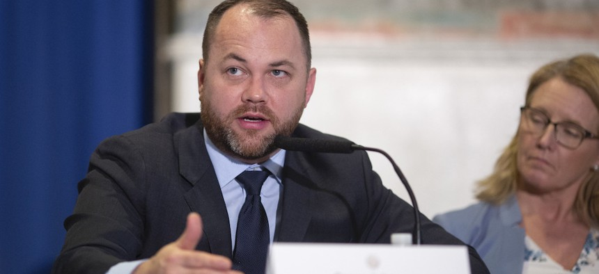 New York City Council Speaker Corey Johnson was the government relations director at GFI Development before becoming an elected official.