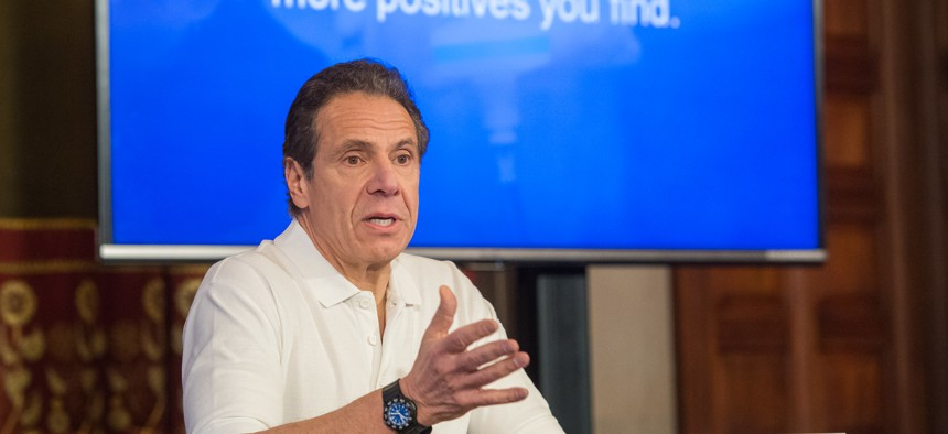 Andrew Cuomo March 21 2020