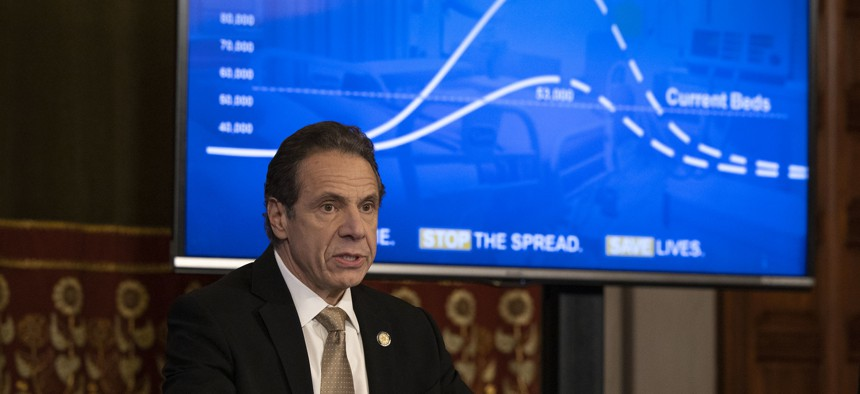 Andrew Cuomo March 22 2020