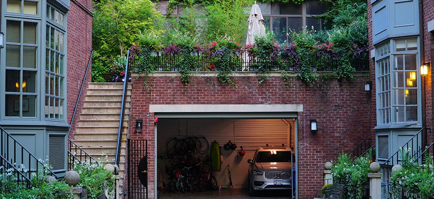 States are legalizing turning garages into apartments.