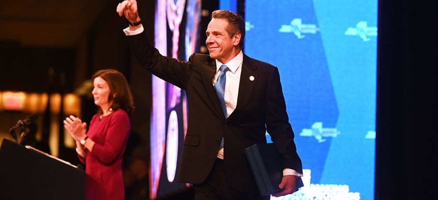 Governor Cuomo delivered his tenth State of the State Wednesday.