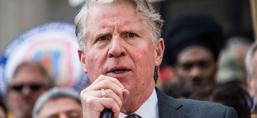 Manhattan District Attorney Cyrus Vance Jr.