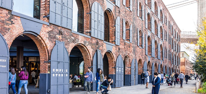 The BID has helped develop Dumbo into one of the most recognizable and sought-after areas of the city.
