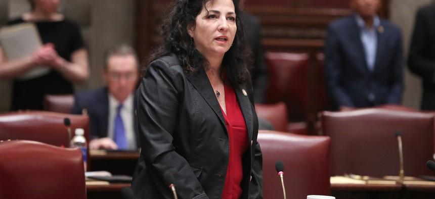 State Senator Diane Savino