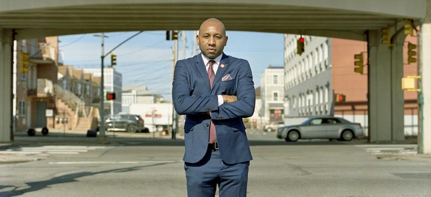 City Councilmember Donovan Richards