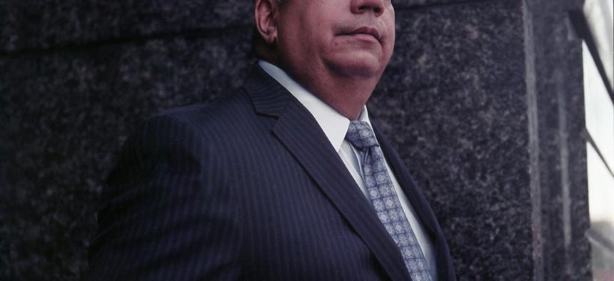 Eric Gonzalez, Brooklyn's first Latino district attorney.