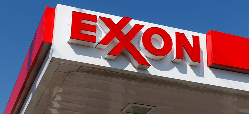 New York lost its groundbreaking civil lawsuit against oil giant Exxon Mobil, on Tuesday.