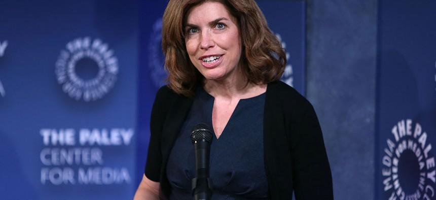 New York City Census Director, Julie Menin.