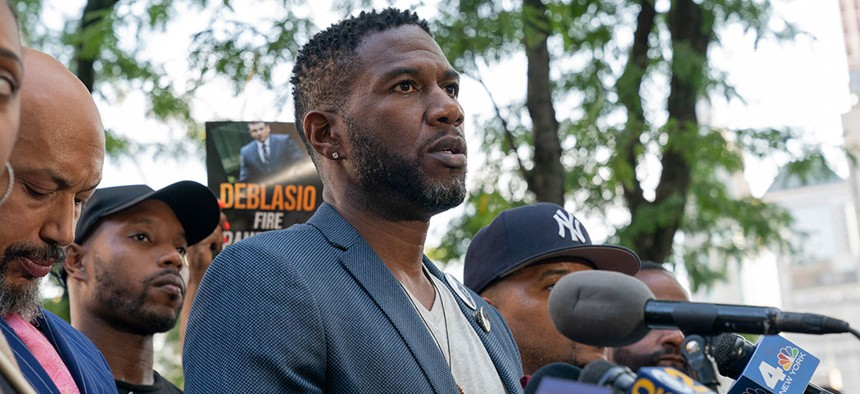 NYC Public Advocate Jumaane Williams is a vocal supporter the bail reform law enacted on Jan. 1.