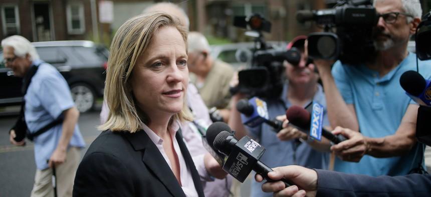 Queens District Attorney Melinda Katz