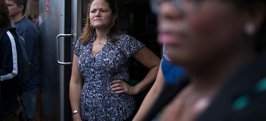 Mark-Viverito's campaign emails listed a series of Manhattan neighborhoods while she's running to represent the Bronx.