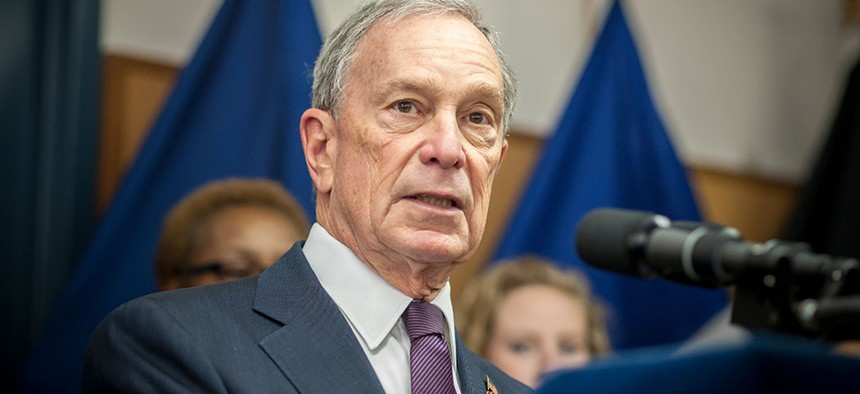 Michael Bloomberg is widely expected to have a tough time winning over African-Americans to his Democratic presidential campaign.