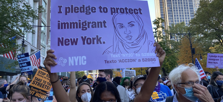 The New York Immigration Coalition