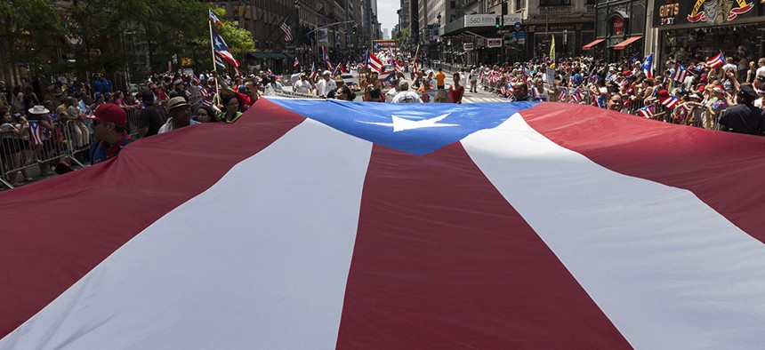 During his tenure as NYC Mayor Michael Bloomberg never took a stance on Puerto Rico's relationship to the United States.
