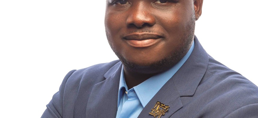Khaleel Anderson has emerged as the youthful new voice of political leadership in the 31st Assembly District.