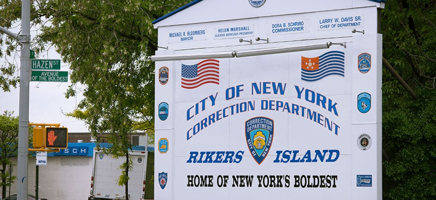 New York City's plan to build new jails to replace the notorious Rikers Island complex dominated headlines this fall.