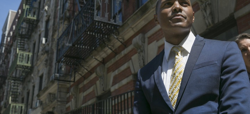 New York City Council Member Ritchie Torres wants be the first member of both the Congressional Black Caucus and the Congressional Hispanic Caucus, if elected to Congress.