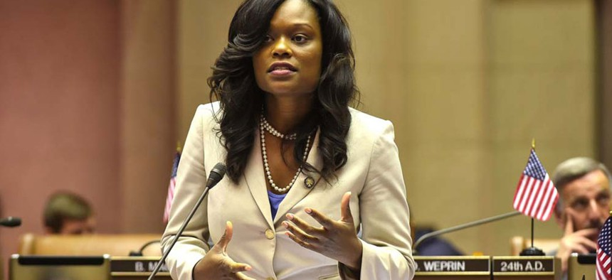 Assemblywoman Rodneyse Bichotte seems most likely to become Brooklyn's next party boss.