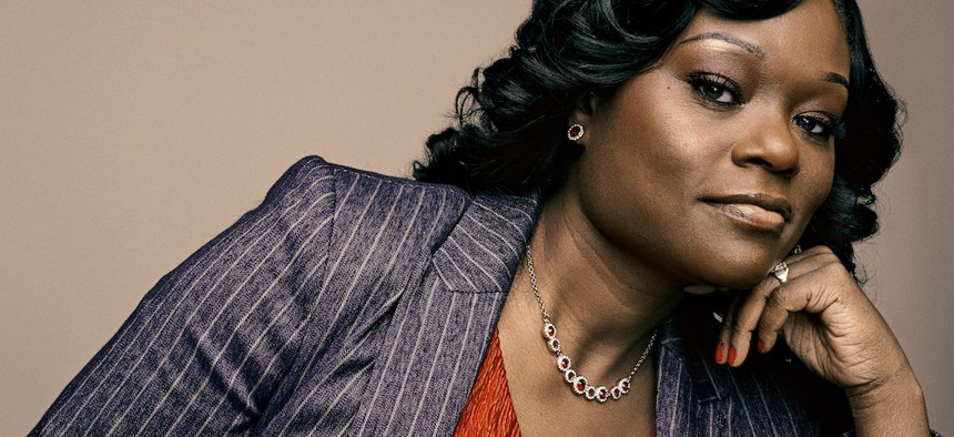 New Brooklyn Boss, Assemblywoman Rodneyse Bichotte.