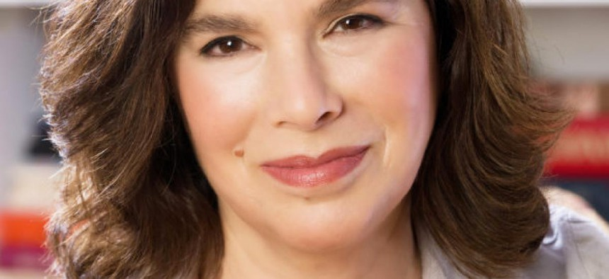 Director of ThriveNYC Susan Herman.