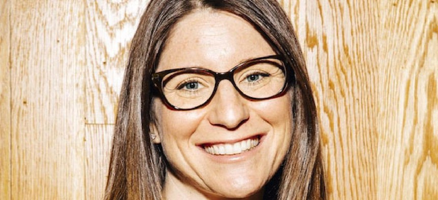 Julie Samuels, executive director of Tech:NYC.