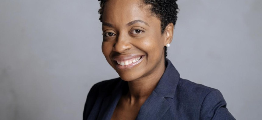 New York City Council candidate Selvena Brooks-Powers.