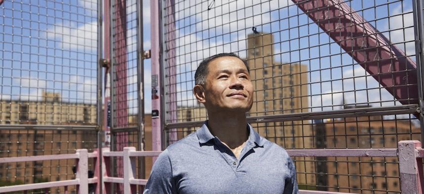 New York State Senator John Liu
