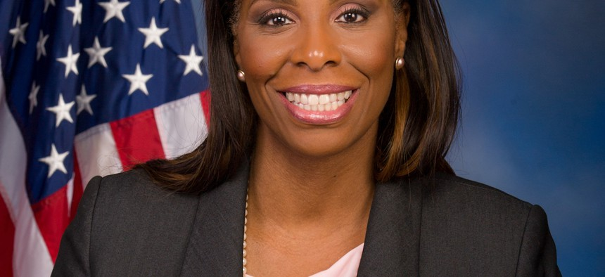 Del. Stacey Plaskett