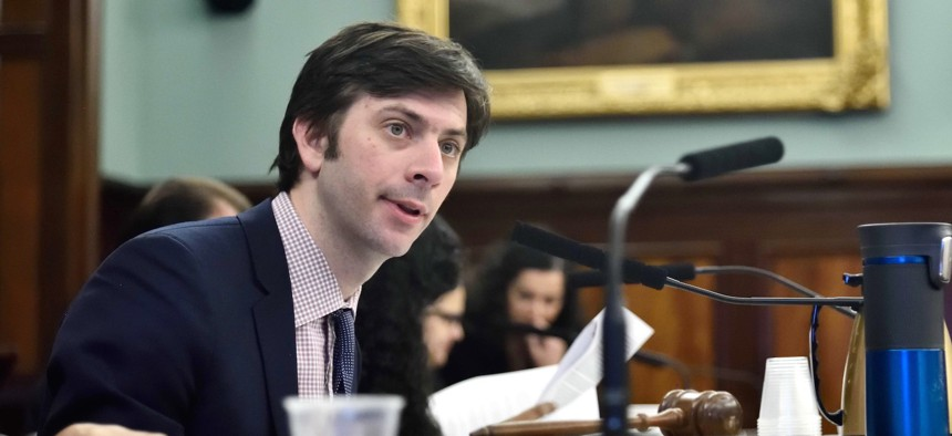 New York City Councilman Stephen Levin.