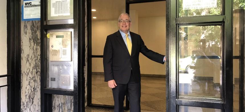 Could Scott Stringer be the next New York City Mayor?