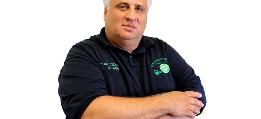 President of the TWU Local 100 Tony Utano