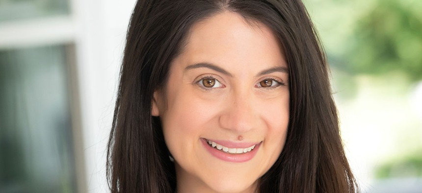 Erica Vladimer.