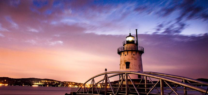 The Tarrytown Light