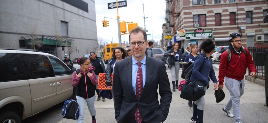 City Council Member Mark Levine encouraged New Yorkers to not miss out on activities far too late into the outbreak.