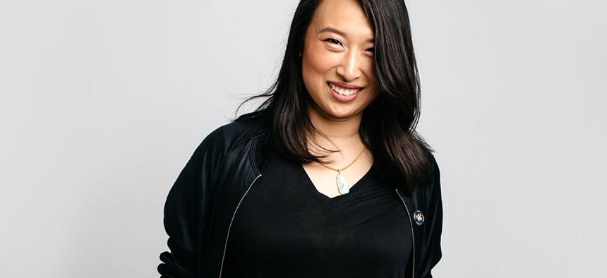 Assemblywoman Yuh-Line Niou.