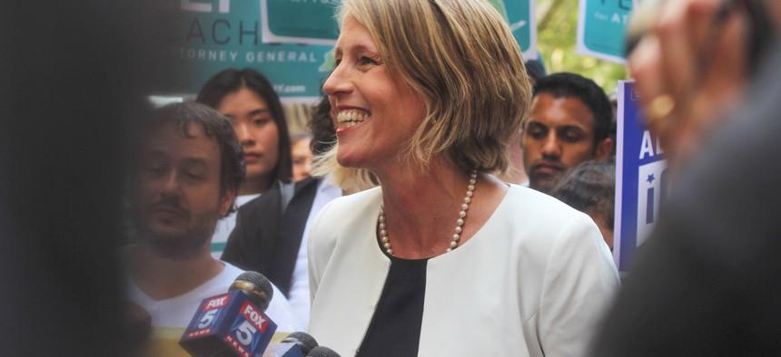 Attorney general candidate Zephyr Teachout