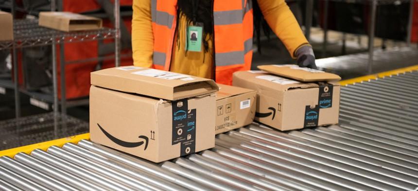 This week's tech loser, Amazon's Jeff Bezos.