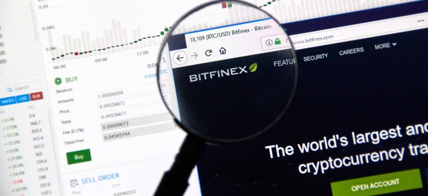 Bitfinex.