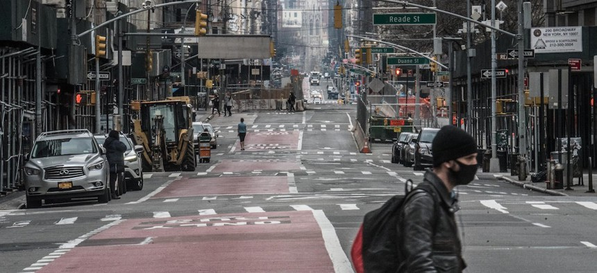 New York City will close 40 miles of streets to auto traffic, with a goal of closing up to 100 miles.