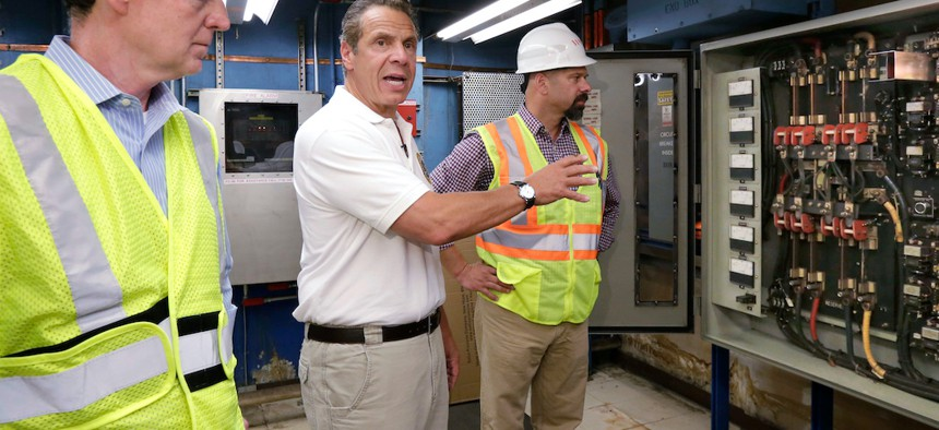 Gov. Andrew Cuomo has recently suggested he could revoke the franchises of electric utilities in downstate New York following power outages.