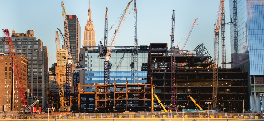 City & State celebrates the 50 most powerful people in construction.