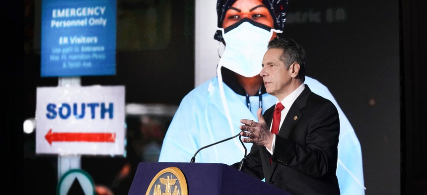 Last week, Gov. Andrew Cuomo conceded that his plan to vaccinate New Yorkers was failing.