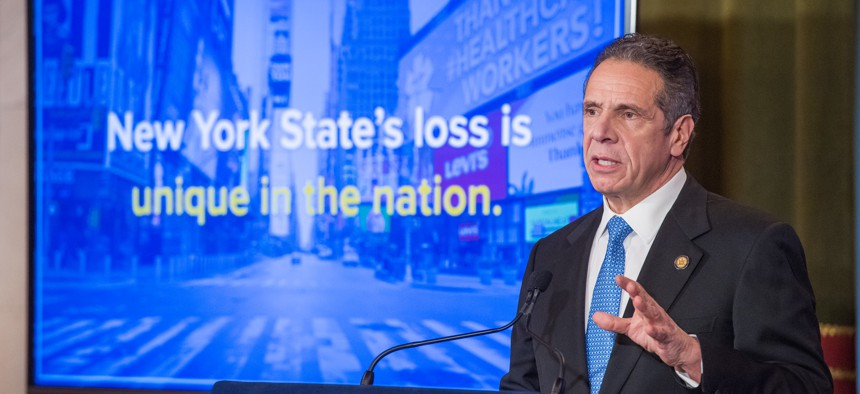 Calls for Governor Cuomo to resign are flooding in.