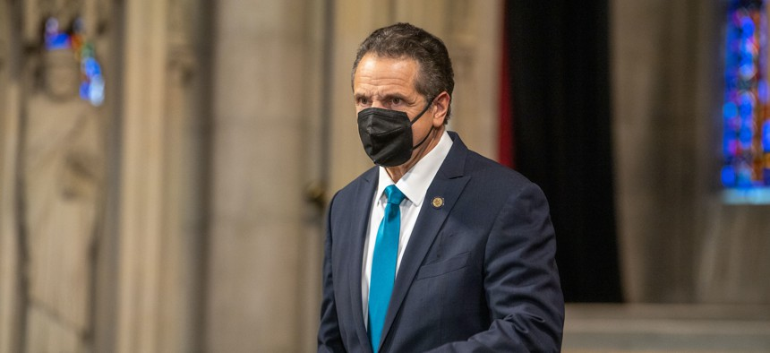 Governor Cuomo is facing mounting pressure to resign from office.