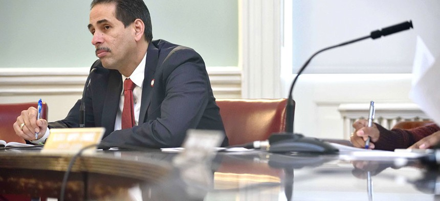 New York City Councilman Fernando Cabrera.